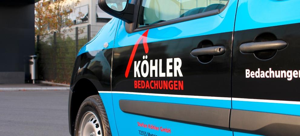 Köhler Bedachungen portfolio köhler bedachungen
